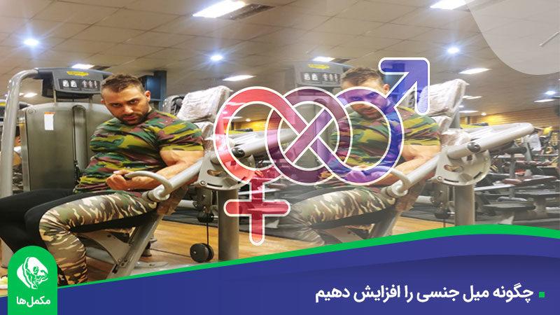 mohammad omidi | چگونه میل جنسی را افزایش دهیم