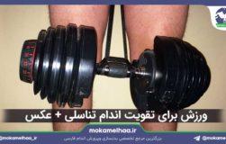 ورزش برای تقویت اندام تناسلی