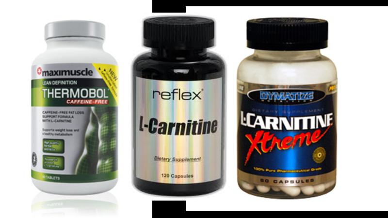 carnitine-supplements