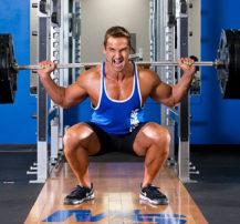 MAUL Training Squat