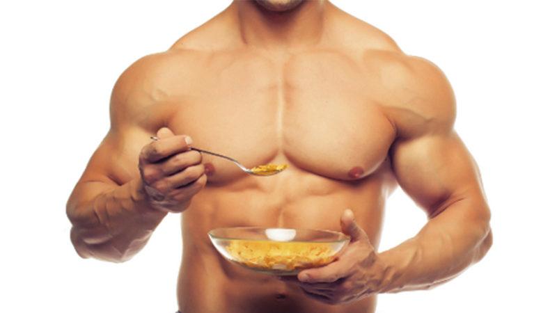 Bodybuilding-Breakfast