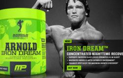 Arnold Series Iron Dream banner